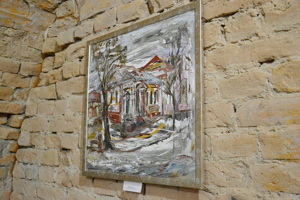 Виставка картин харківських художників