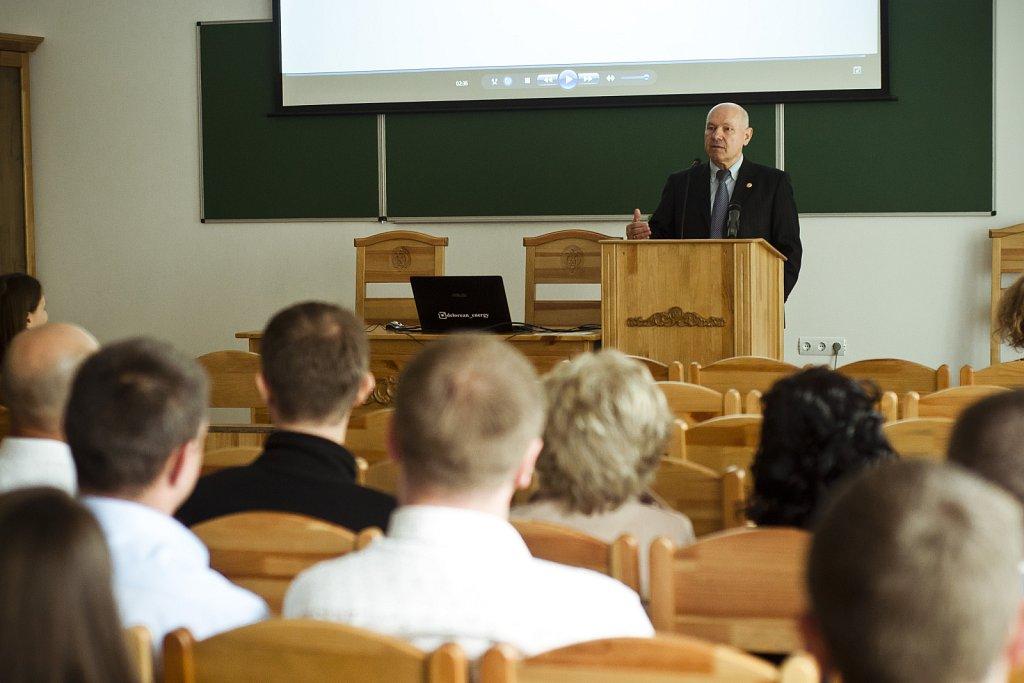 Зустріч випускників Острозької академії