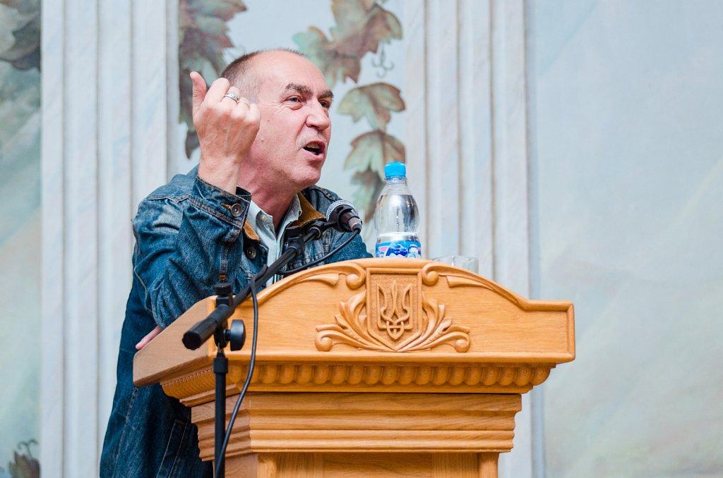 Олександр Ірванець та Іван Малкович презентували в НаУОА «Санітарочку Раю»
