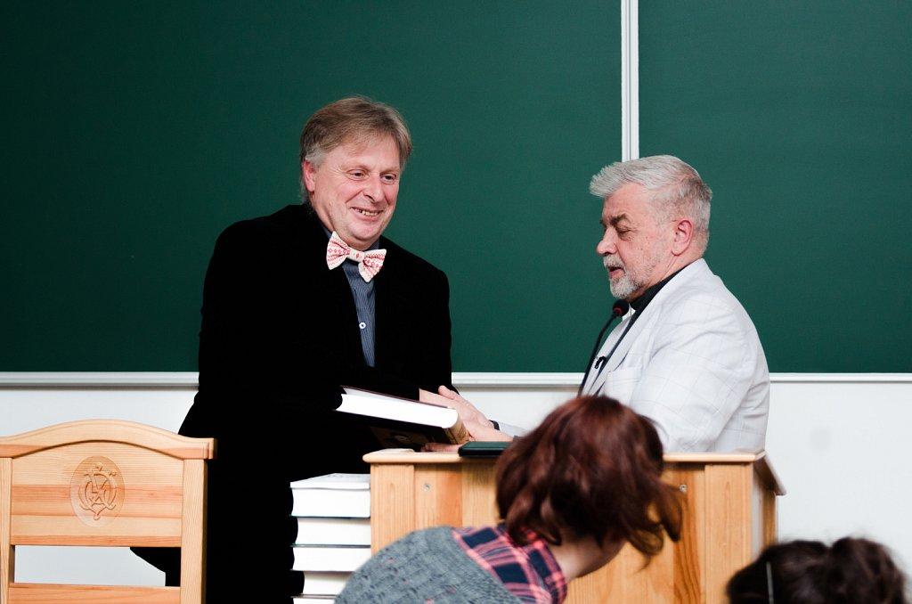 Лесь Танюк презентував «Щоденники без купюр»