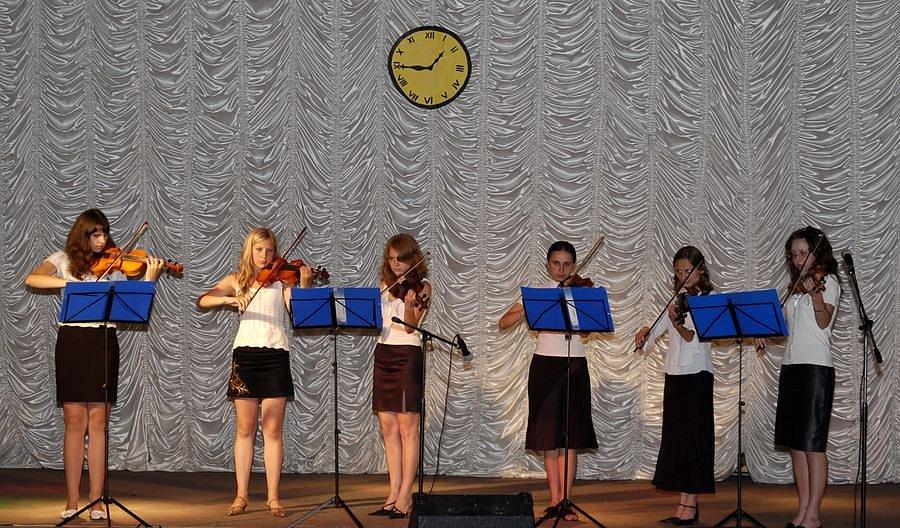 Ансамбль скрипалів
