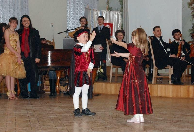 Маленькі наступники величних традицій (Бал, 2010 р.)