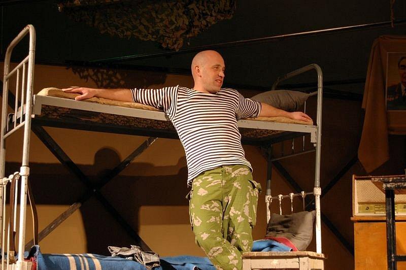 Учасник гурту «От вінта»