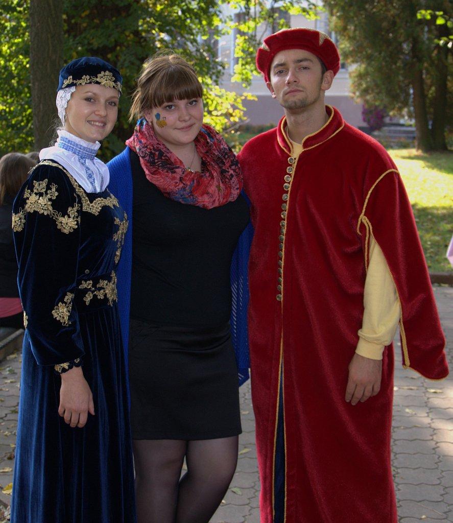 Сфотографуйся із Князем та Гальшкою