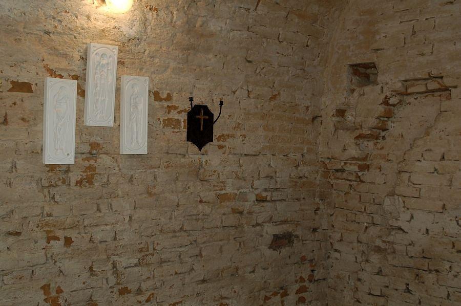 Підземелля монастиря капуцинів