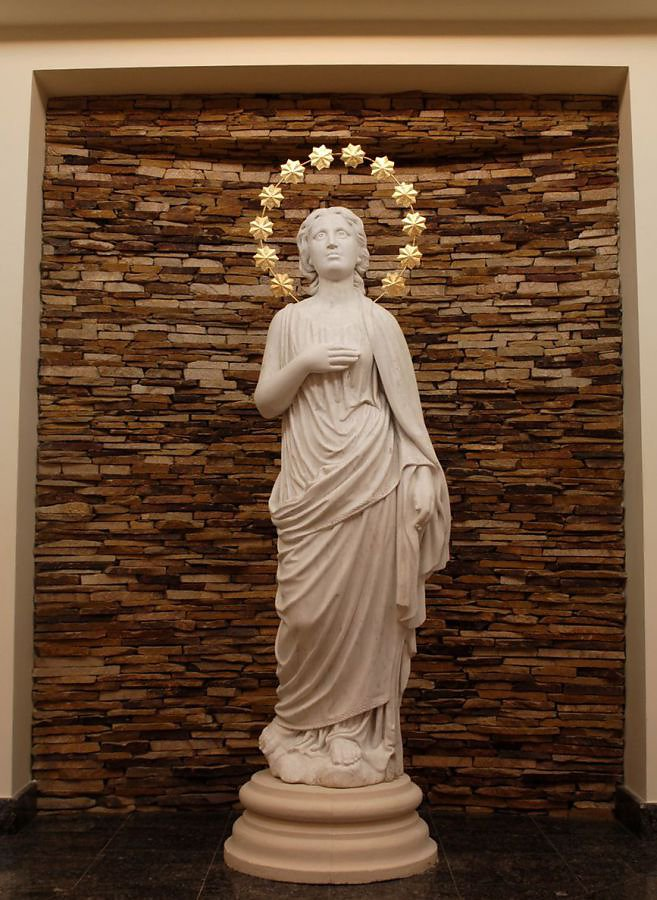 Скульптура Томаша Оскара Сосновського