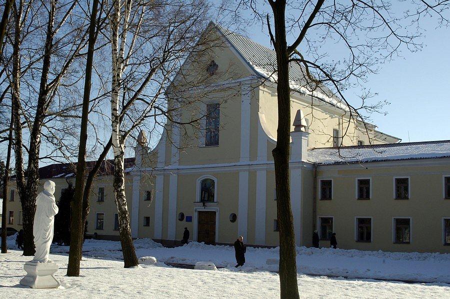Студентсько-викладацький храм преподобного Федора Острозького