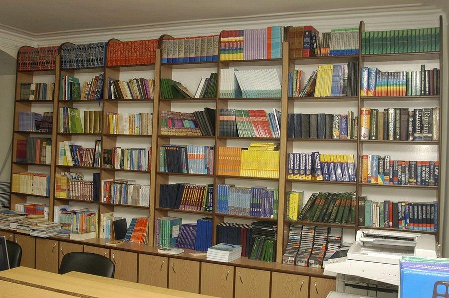 Ресурсний центр вивчення іноземних мов
