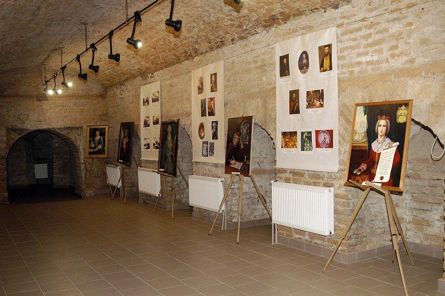 Підземна художня галерея