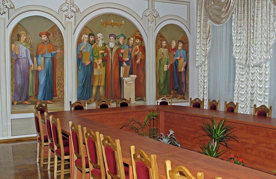 Зала засідань Вченої Ради