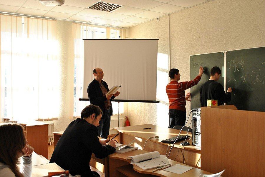 Сертифікатна програма із вивчення китайської мови