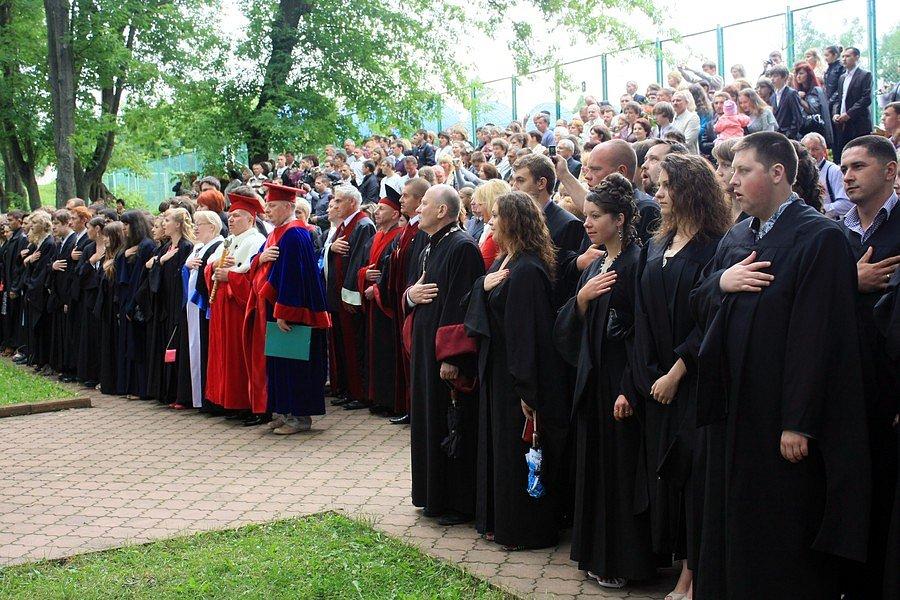 Церемонія вручення дипломів «Конвокація»