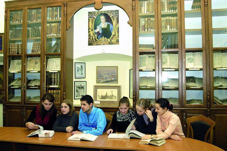 Лабораторія перекладу сакральних текстів