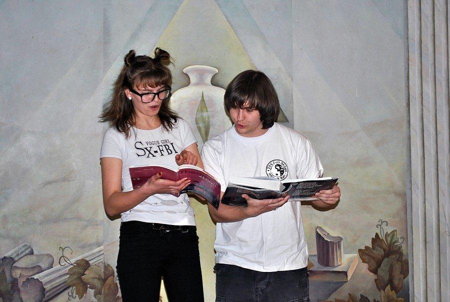 Святкування Тижня факультету романо-германських мов