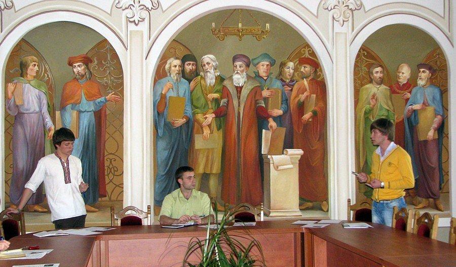 Засідання Колегії Братства спудеїв