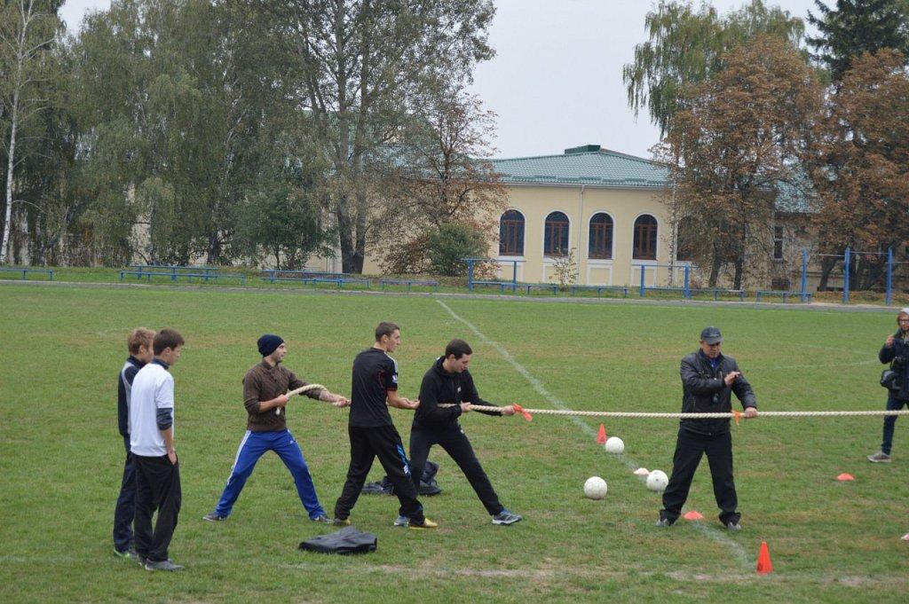 Козацькі забави (2015)