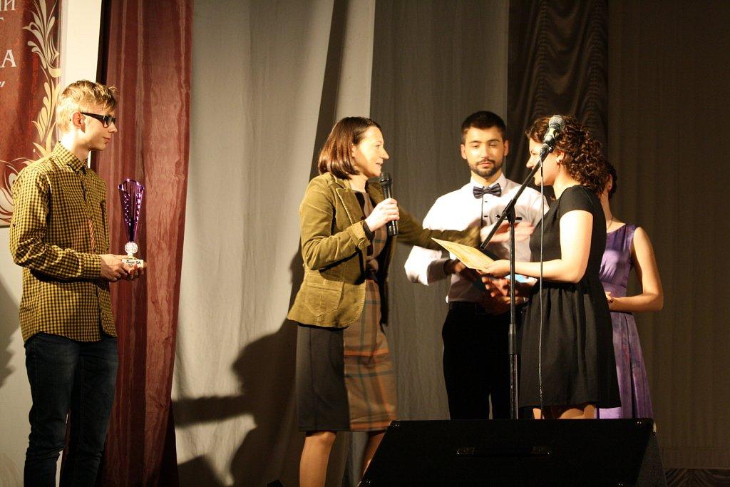 Результати конкурсу «Голос Острозької академії»